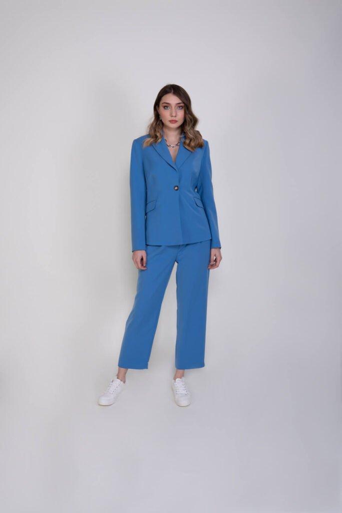 Sembol Giyim Klasik Ve Spor Giyimli Kadın Ceket 4404